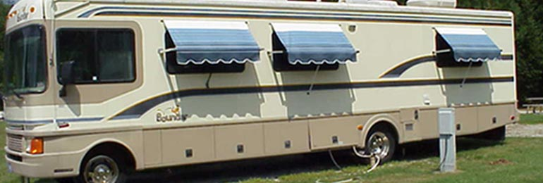 All My Awnings Are 100 USA Made In Chicago