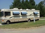 RV Window Awning